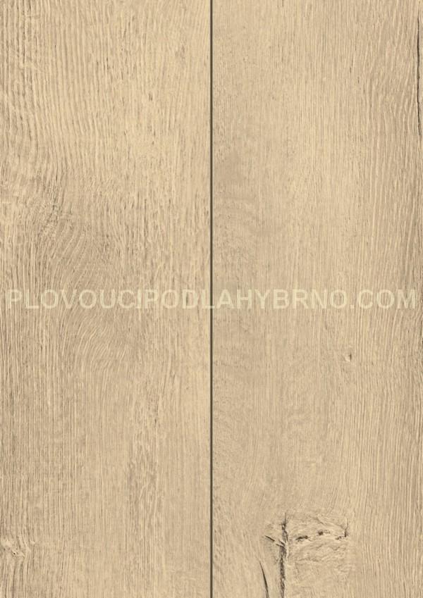 Plovoucí laminátové podlahy Egger Kingsize H1051_Dub Verdon bílý