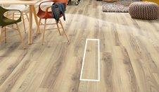 Plovoucí laminátové podlahy Egger Classic