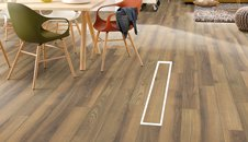Plovoucí laminátové podlahy Egger Medium